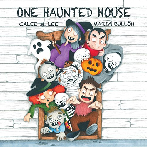 One Haunted House (Xist Childrens Books) (Haloween Stores)