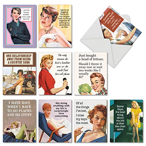 M6622BDG Hot Mess Assortment Envelopes product image