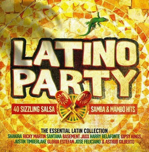 Latino Party Various Ranking integrated 1st Cash special price place