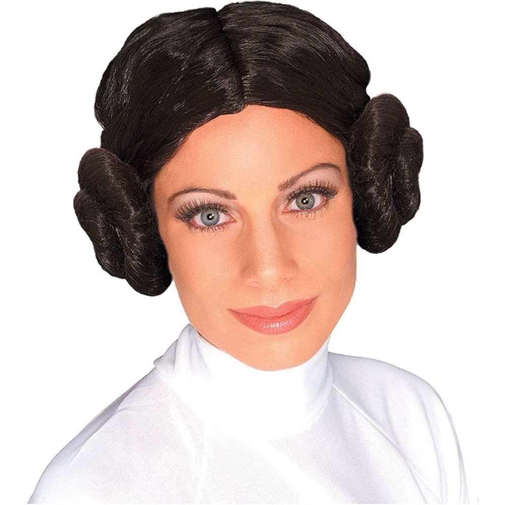 Princess Leia Costume Wig