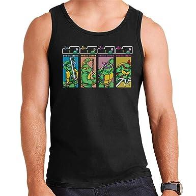 Amazon.com: Teenage Mutant Ninja Turtles Arcade Game Mens ...