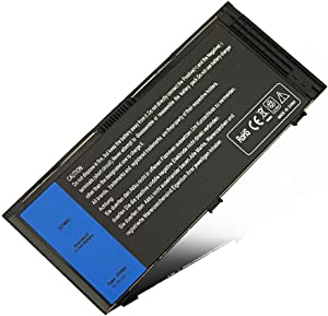 WENYAA M6600 Laptop Battery for Dell Precision M4600 M4700 M4800 M6700 M6800 Series; fit FV993 KJ321 FJJ4W R7PND 7DWMT PG6RC RY6WH JHYP2 K4RDX