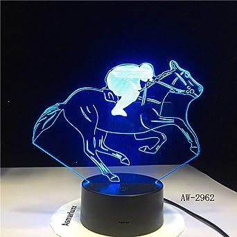 proyector de luz nocturna chicco Modelo Horse Racing Luz nocturna ...