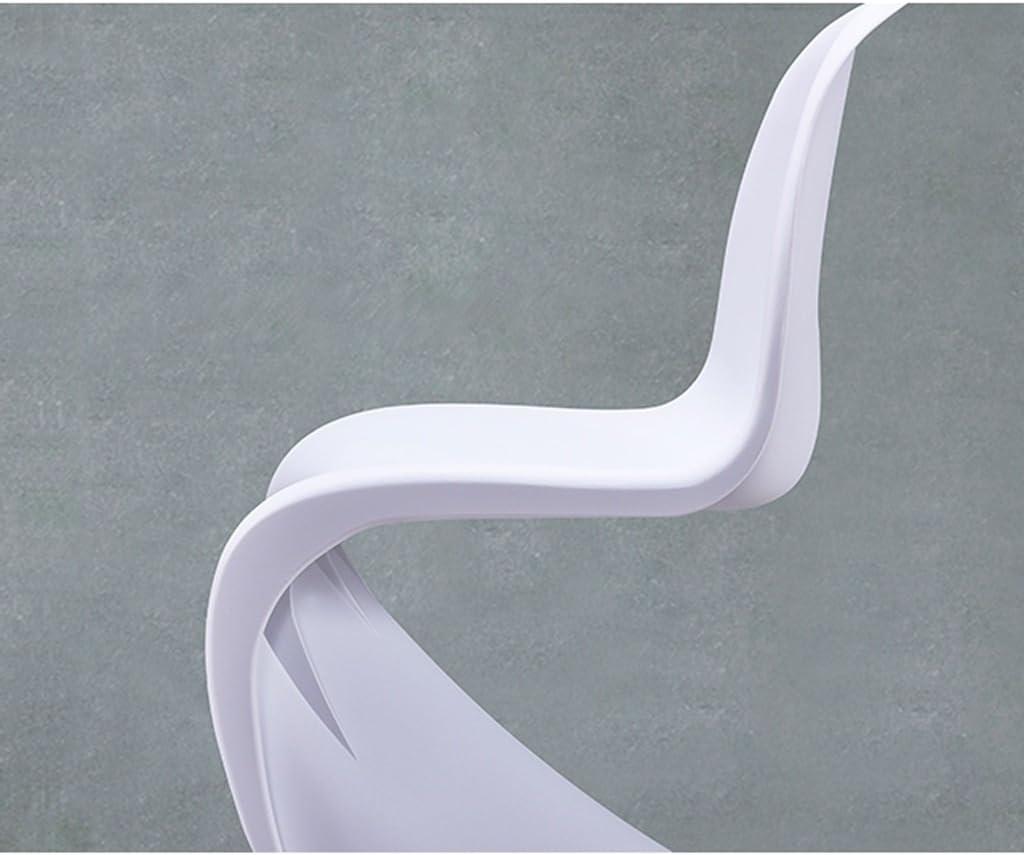 PRIDE S Backrest plastic eetkamerstoel voor volwassenen moderne minimalistische stoel Thuis stoelen A