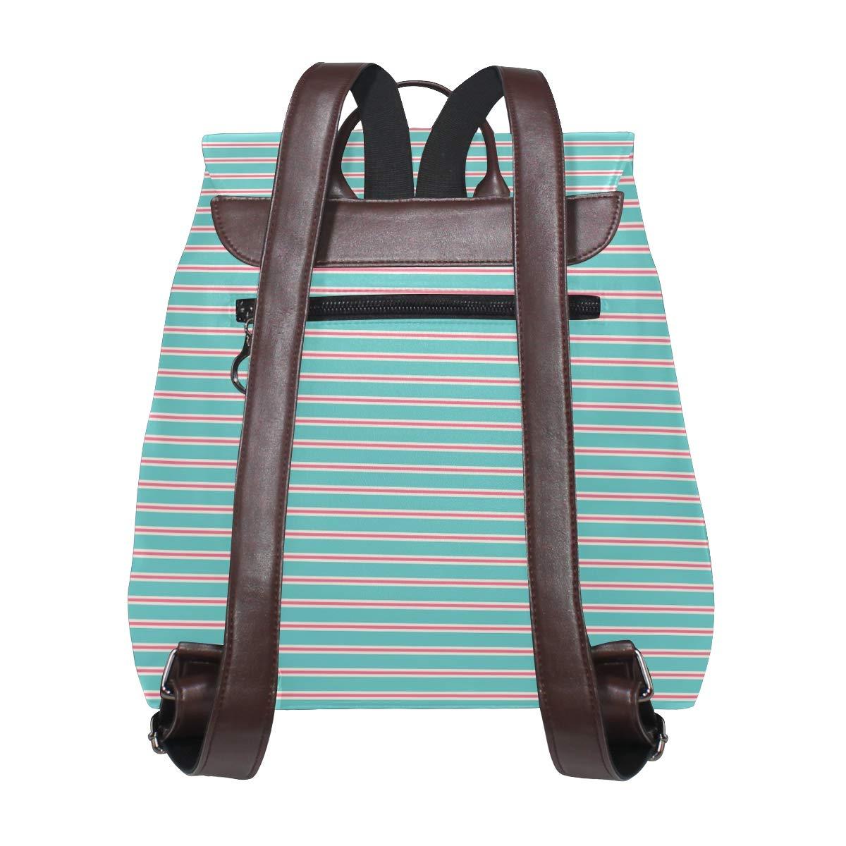 b4275bfbce ... DEZIRO Leather blu Line School Pack Pack Pack zaino borsa da viaggio  f5e295 ...