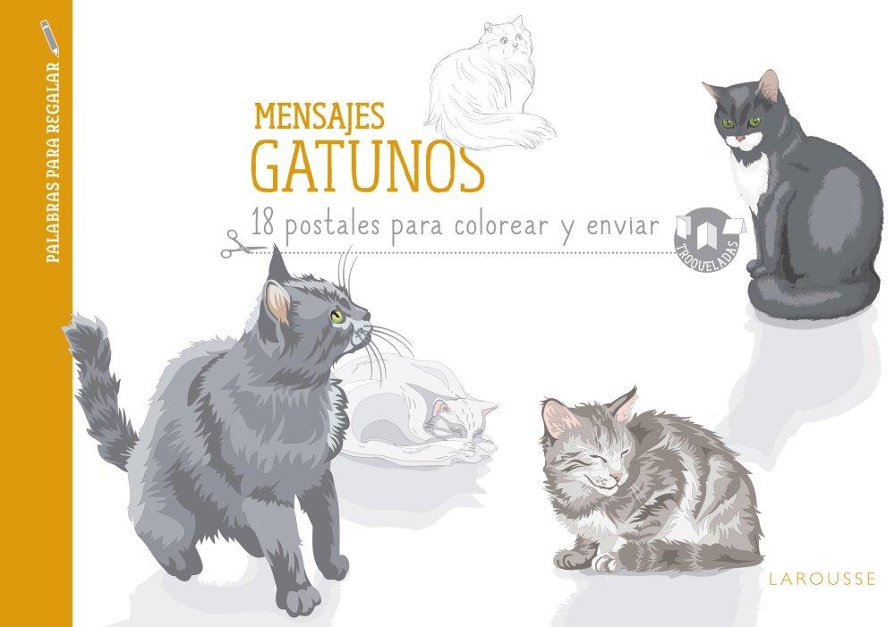 Mensajes gatunos Larousse - Libros Ilustrados/ Prácticos - Ocio Y ...