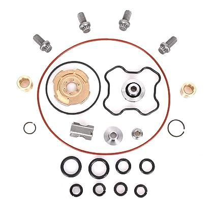 Amazon.com: Upgraded 360° Thrust Rebuild Repair Kit for Garrett GTP38 TP38 Turbo 94-03 Ford Powerstroke 7.3L Turbo 813-1002-002 817-1004-002F: Automotive