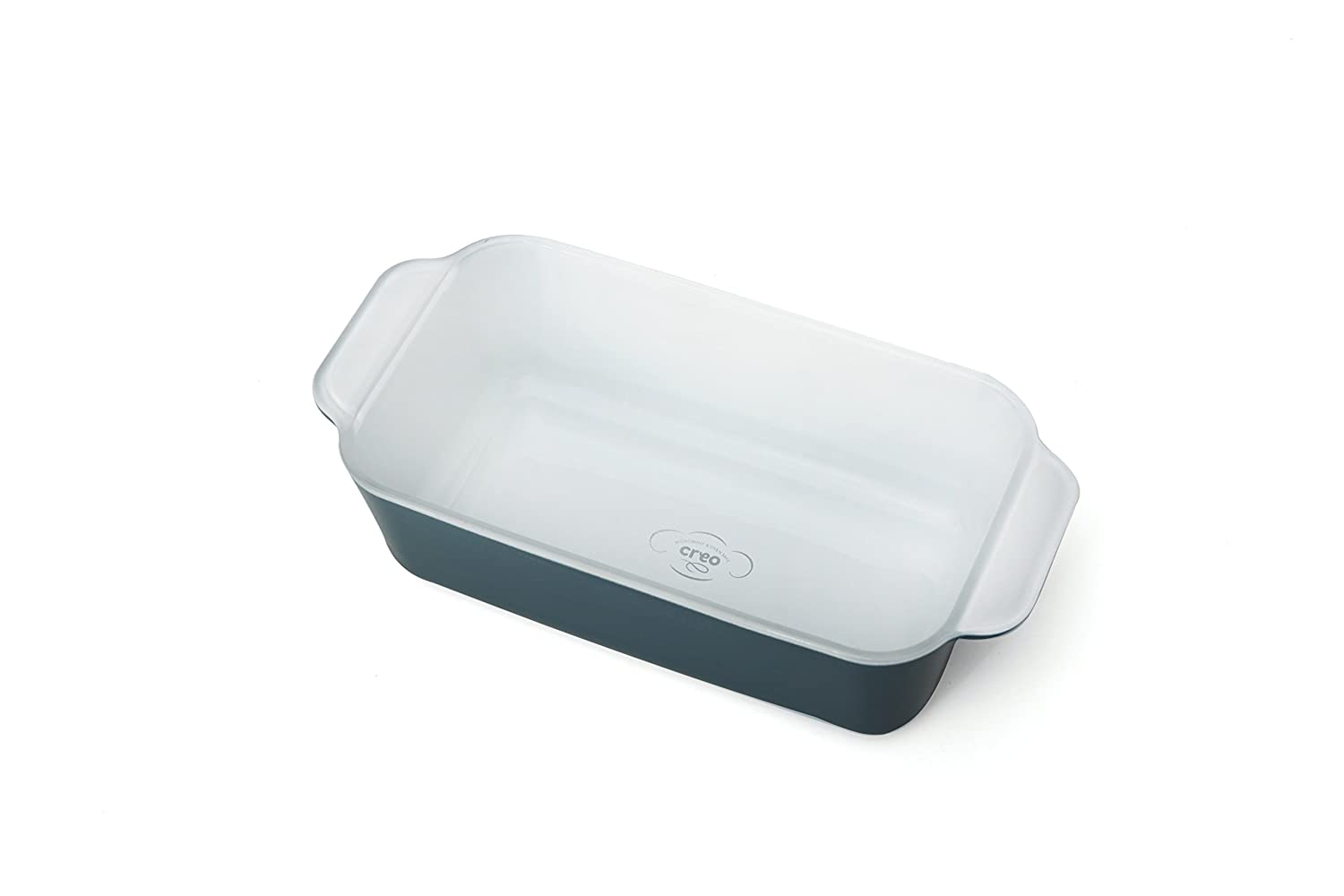 Creo SmartGlass Cookware 8.5 inch Loaf Pan Shanghai Red