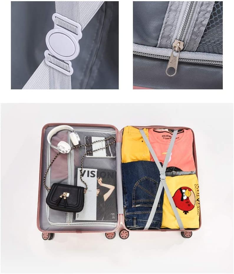 Xinqing Luggage Lock Box Universal Wheel Female Male College Student Korean Version of The Personality Small Fresh 20 Inch Color Silver Black Rose Gold Size 54 34 24cm Best Choice Product