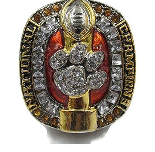 Tigers Clemson NCAA 2016 Championship Ring
