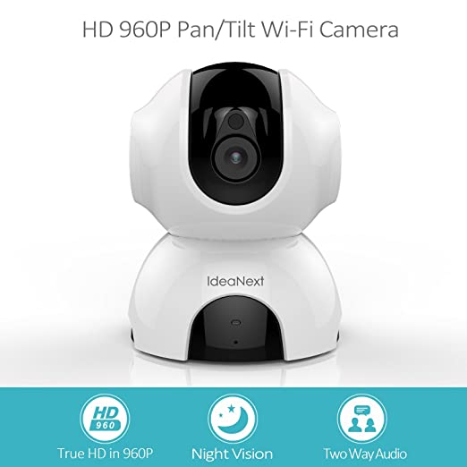 ideanext wifi camera 720p manual