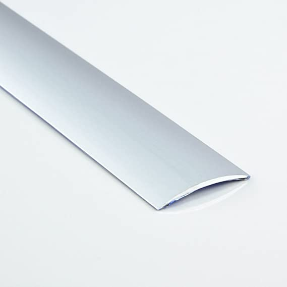 Metallleiste selbstklebend silber 300x40 mm Farbe