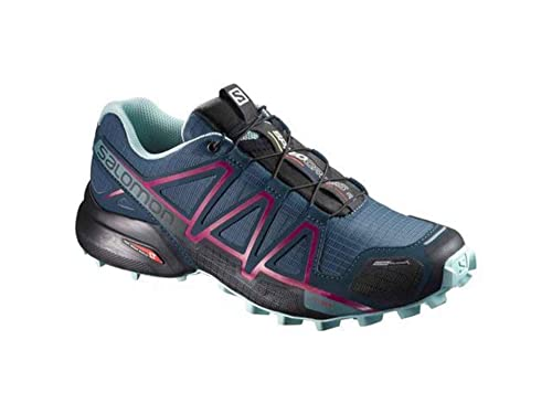 SALOMON Women's Speedcross 4 Cs W Trail Running Shoes