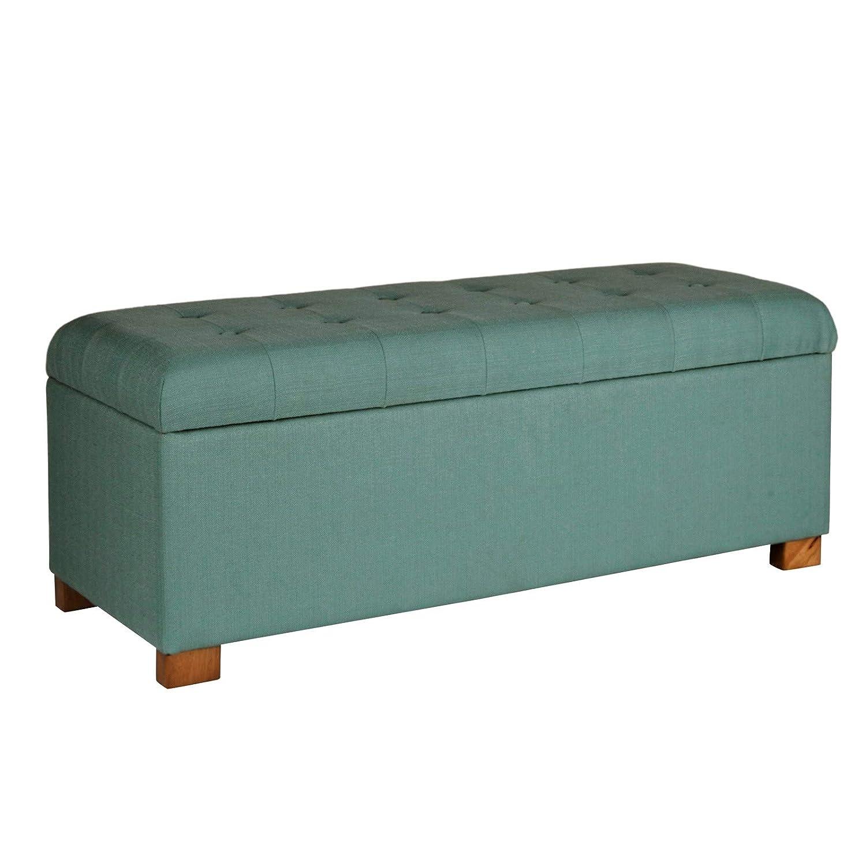Incredible Amazon Com Benjara Bm195808 Polyester Upholstery Bench With Inzonedesignstudio Interior Chair Design Inzonedesignstudiocom