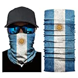 Face Mask Cycling Motorcycle Head Scarf Neck Outdoor Sun Protection for Independence Day (BBB)