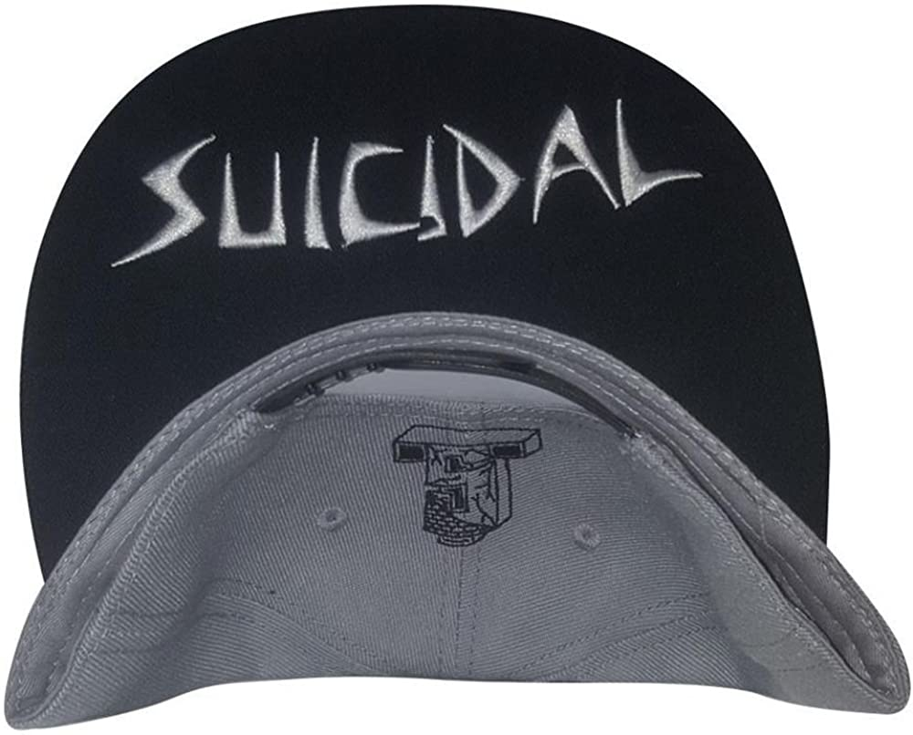 Suicidal Tendencies Official ST Full Embroidered Custom Snapback Baseball Hats
