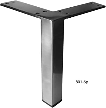 Great Metal Furniture Legs Feet Replacement Furniture Legs 6u0026quot; Chrome Or  Brushed Satin For Sofa Chair