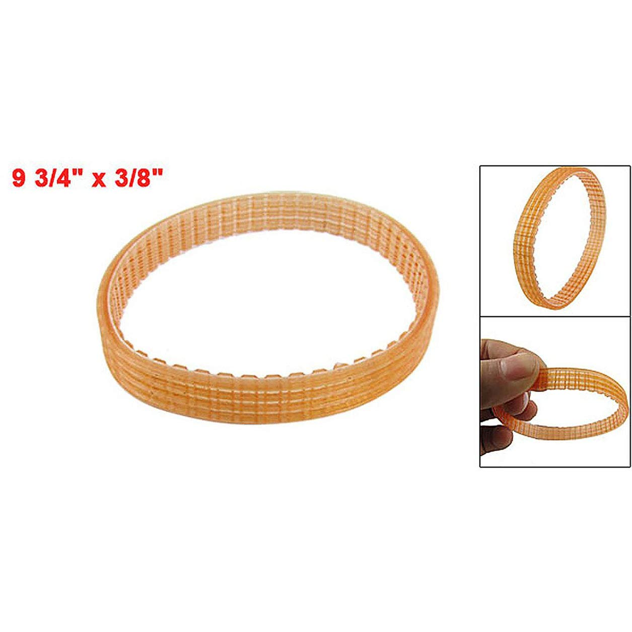 HarmonyHappy Replacement Electric Planer Drive Belt for Makita