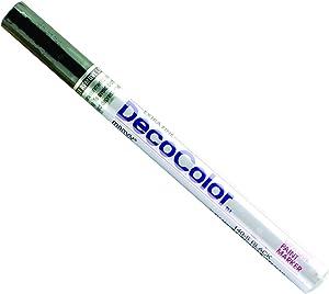 Uchida 140-C-1 Marvy Deco Color Extra Fine Paint Marker, Black