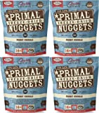 Primal Freeze-Dried Nuggets Rabbit Formula for Cats 56oz (4 x 14oz)