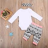 3Pcs/Set Newborn Baby Girl Boy Long Sleeve Elephant