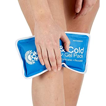 f9507e65d18 Roscoe Reusable Cold Pack and Hot Pack - Ice Pack For Knee, Shoulder, Back