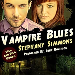 Vampire Blues Audiobook