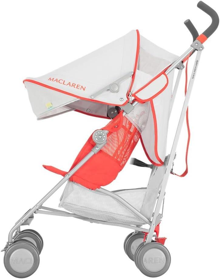 Maclaren Volo - Silla de paseo, color Ciruela: Amazon.es: Bebé