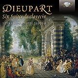 Dieupart, Charles : Six Suites de Clavecin
