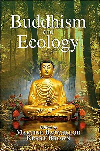 Martine Batchelor Buddhism Ecology cover art