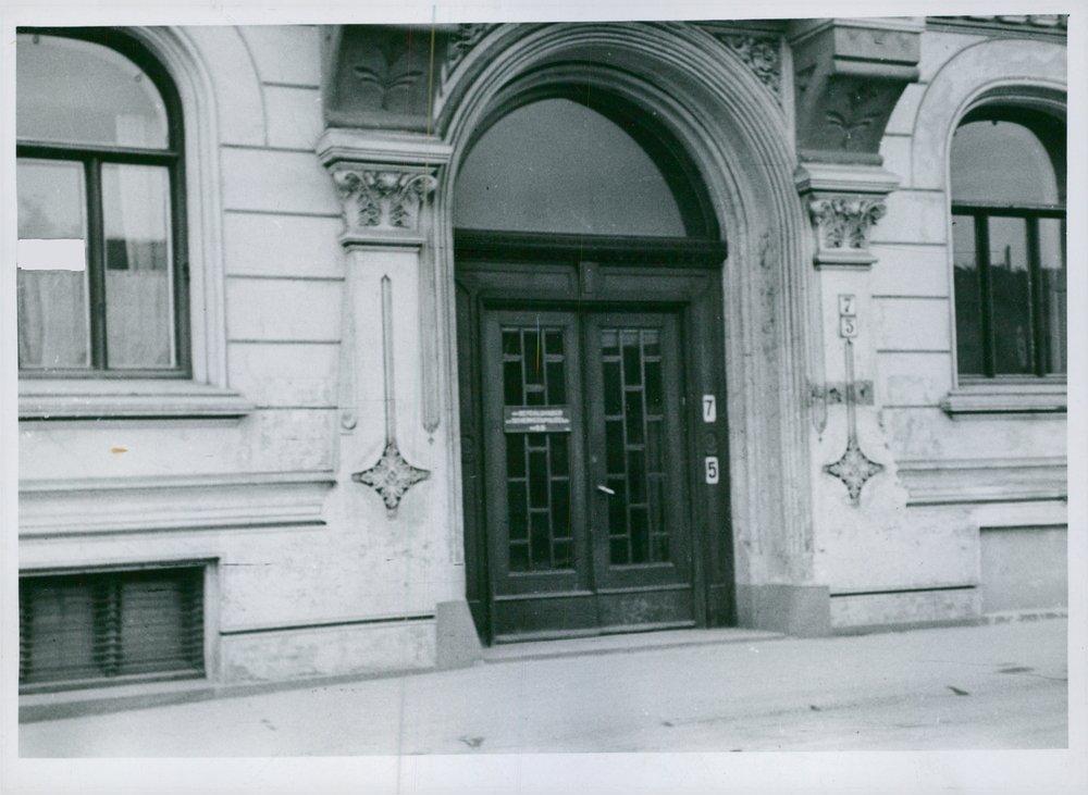 Amazon Com Vintage Photo Of Gestapo Headquarter At Victoria