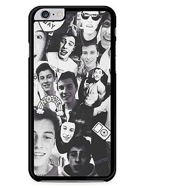 cheaper ed1b9 2fe1e Shawn Mendes Black And White Collage Case iPhone 6 & 6s: Amazon.co ...