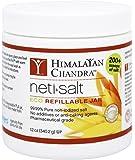 Himalayan Institute Neti Pot Salt Jar, 12 Ounce