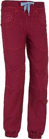 E9 Pantalones de escalada B Mix para niño: Amazon.es ...