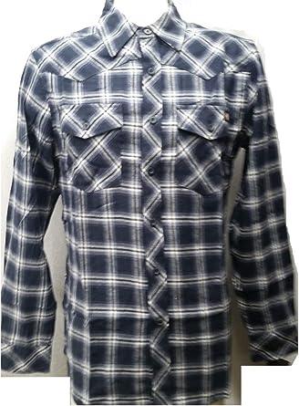Dickies - Camisa de franela para hombre