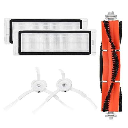 HSKB - Kit de piezas de repuesto para XIAOMI MI Robot Vacuum Home ...