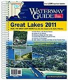 Waterway Guide Great Lakes 2011, Susan Landry, 0982488998