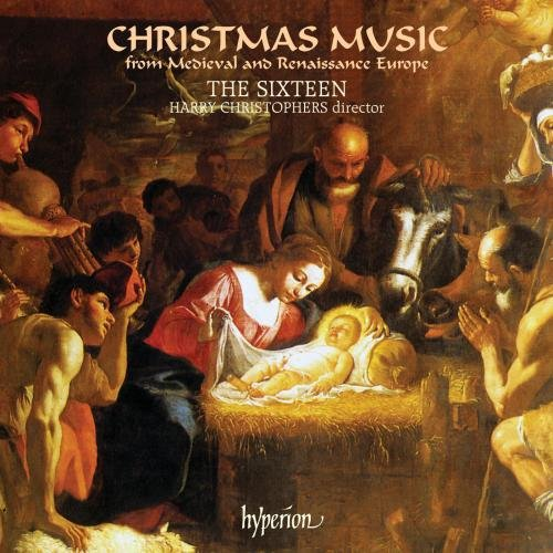 Christmas Music from Medieval and Renaissance Europe by HYPERION