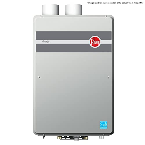 Rheem RTGH-84XLN Outdoor Natural Gas Condensing Tankless Water Heater Low Nox