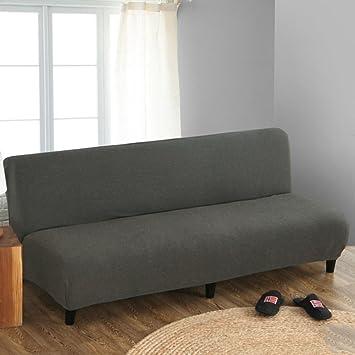 dw hx verdickung schlafsofa decken falten einfach sofabezug reine colo 淘宝网 grau