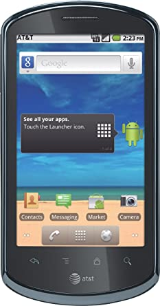 amazon com at t impulse 4g android phone at t cell phones rh amazon com