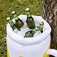 Thumbs Up! Cubo de Cerveza Inflable-Beer Bucket
