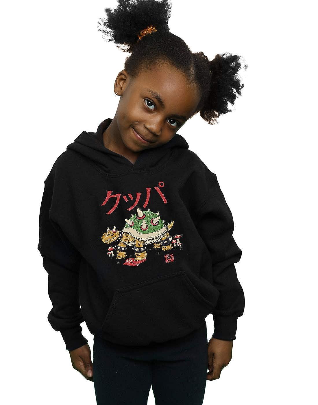 Vincent Trinidad Girls Turtle Demon King Hoodie
