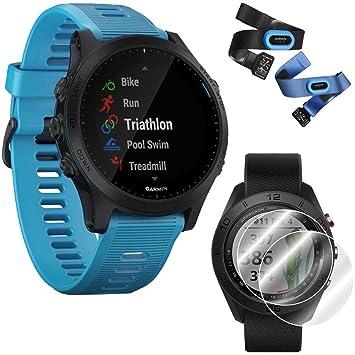 Garmin Forerunner 945 GPS Bluetooth Reloj Deportivo (Negro) con ...
