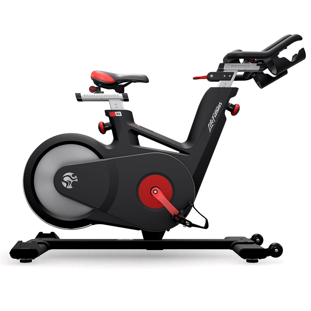 Life Fitness IC4 Exercise Bikes