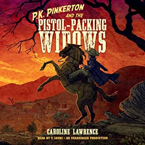 P.K. Pinkerton and the Pistol-Packing Widows Audiobook