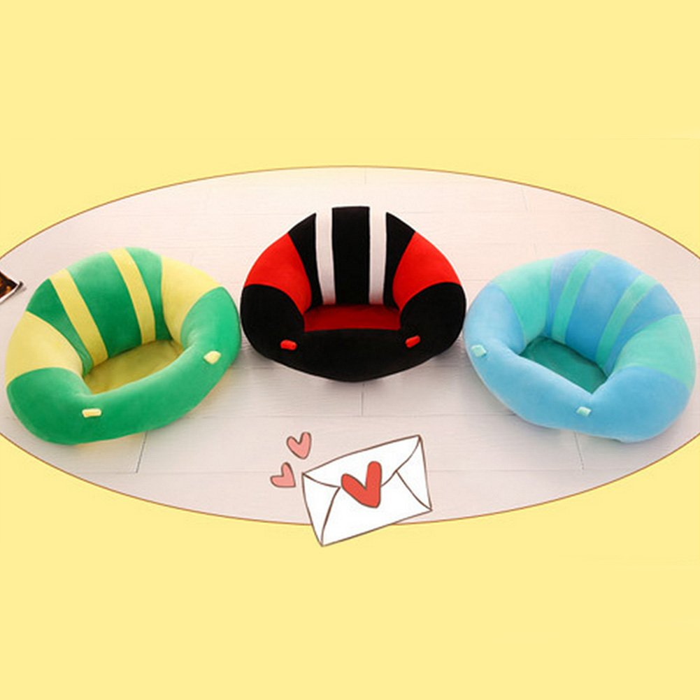 Baby Activity & Entertainment Amyove Soft Comfortable Baby Support Seat Sofa Creative Learn Sit Soft Chair Cushion Sofa Plush Pillow Toys Keep Sitting Posture for Baby
