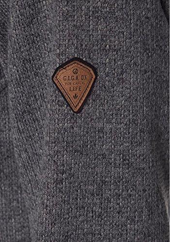 G.I.G.A. DX - Cárdigan - para mujer gris