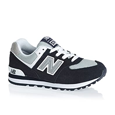 0969262023c3b7 New Balance Big Kids KL574 Classic Grade Running Shoes (6.5 M US Big Kids)