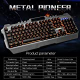 AJAZZ Gaming Keyboard Mechanicaltouch